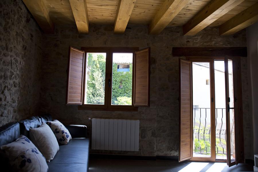 Vistas-casa-centenaria-3-Casa-Grabiel-turismo-de-Areny-de-Noguera-Aragón