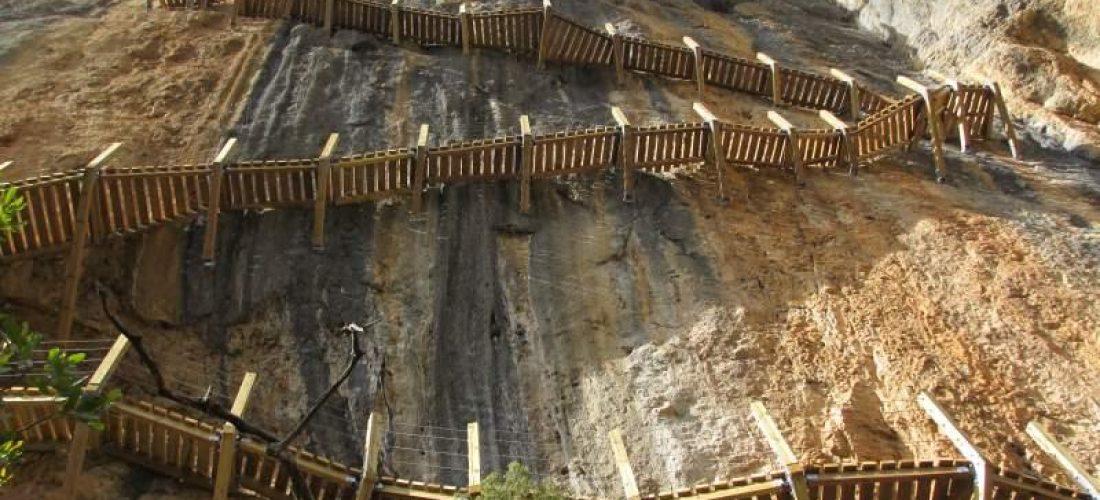 Casa Grabiel te recomienda visitar el Congosto de Mont Rebei