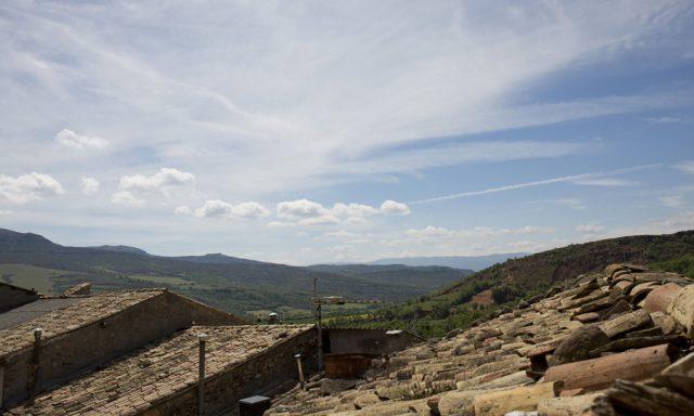 Desde-arriba-Casa-Grabiel-turismo-de-Areny-de-Noguera-Aragón