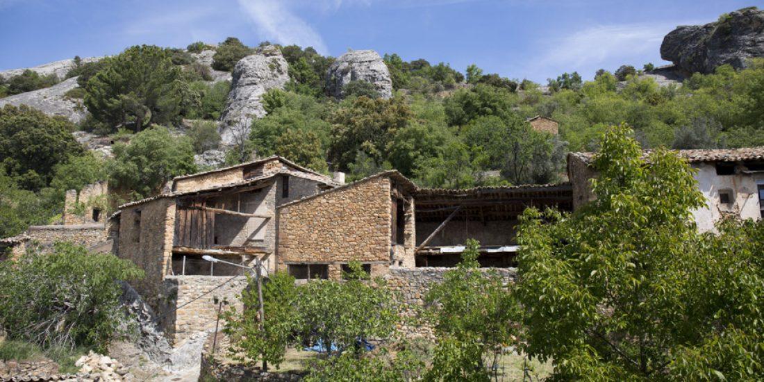 Entorrno-rural-Casa-Grabiel-turismo-de-Areny-de-Noguera-Aragón