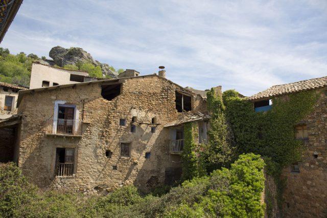 Vistas-pueblo-casa-centenaria-3-Casa-Grabiel-turismo-de-Areny-de-Noguera-Aragón